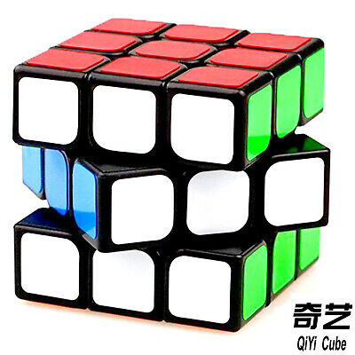Kids Rubiks Cube Fun MOYU Toy Rubic Magic Mind Game Classic Rubix Puzzle 3X3