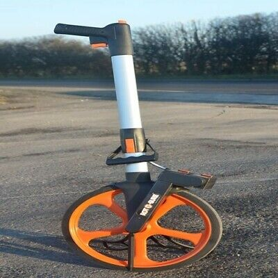 Brand New Rotosure Duel Reading Road Measuring Wheel priced at £278
