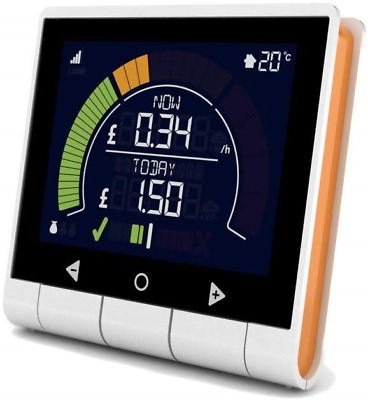 geo Minim Energy Monitor - Self-Installed - LED Sensor for Modern Electricity