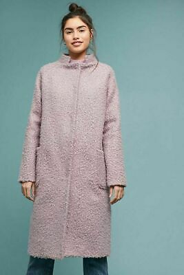 NWT Anthropologie Boucle Coat by Greylin $198