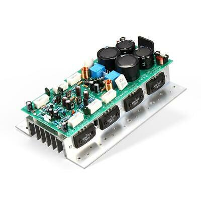 Audio Power Amplifier Two-Channel Volume Tone Control Board Kit For Sanken