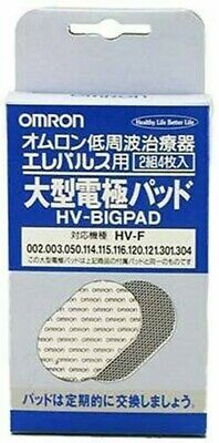 Omron low frequency treatment device replacement pad large electrode pads Erepar
