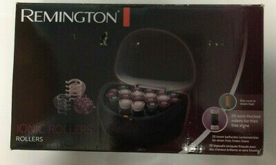 Remington H5600 Hot Ionic Technology for Silky Shine Wax Core Rollers