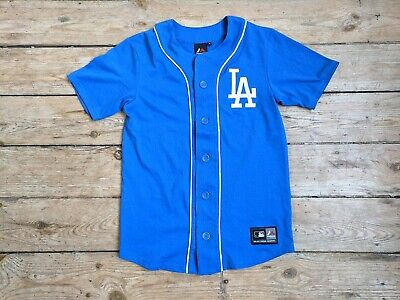 LA Dodgers Majestic Men/'s MLB Tamra Pants Joggers New S L XL Grey