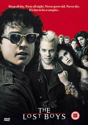 The Lost Boys DVD New & Sealed