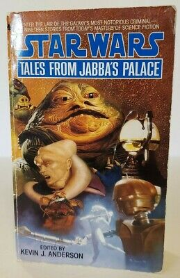 Star Wars Paperback Book: Tales From Jabba's Palace by Kevin J. Anderson