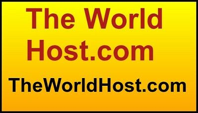 TheWorldHost.com The Global Domain For The Worlds No.1 Website Hosting Company