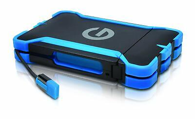 "1TB G-DRIVE 3.5"" Rugged External Hard Drive ev ATC HDD Water Shock Dust proof"