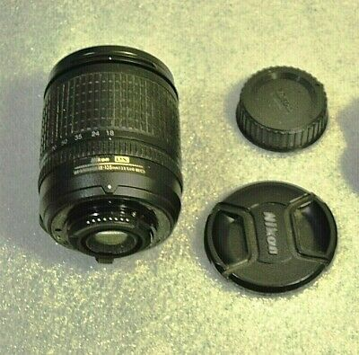 USED Nikon NIKKOR 18-135mm f/3.5-5.6 AF-S ED  Lens, READ