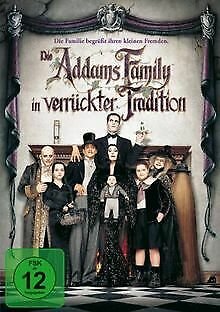 Die Addams Family in verrückter Tradition by Barr... | DVD | condition very good