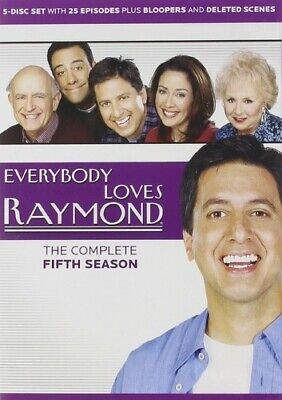 Everybody Loves Raymond: The Complete Fifth Season [5 Discs (DVD Used Very Good)