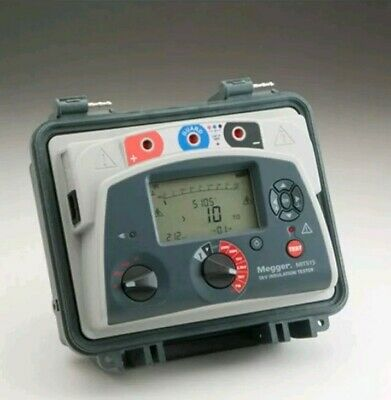 Megger MIT525-US 5kV High Voltage Insulation Resistance Tester MIT 525 Megohm