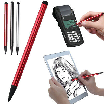 2Pcs Stylus Touch Screen Pens For All iPhone iPad Samsung Huawei Tablets Phones