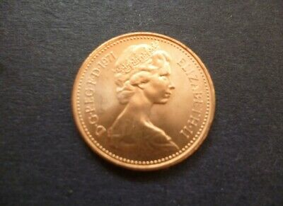 Common 1 Pence 1p Coin 100%