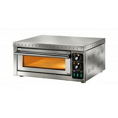 OVEN ELECTRIC FOR PIZZERIA SINGLE CHAMBER mod.MD1 for 1 PIZZA