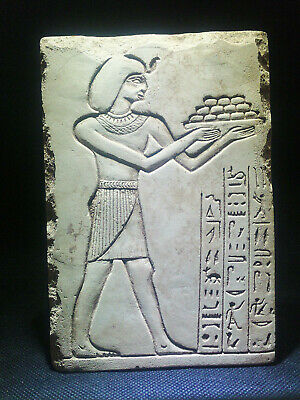EGYPTIAN ANTIQUES ANTIQUITIES Stela Stele Stelae 1549-1350 BC