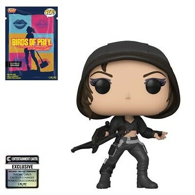 Funko POP! Exclusive Birds of Prey Huntress w/ Collectible Card In Stock