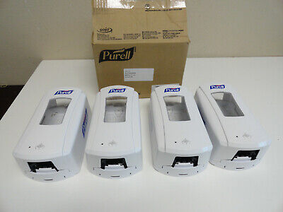 4 Purell 1920-04 LTX-12 Wall Mount Dispenser Motion Activated for 1903-02 Refill