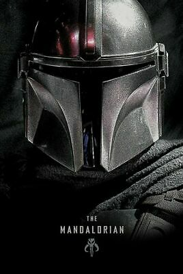 STAR WARS - THE MANDALORIAN - TV SHOW Art Silk Poster 24x36inch