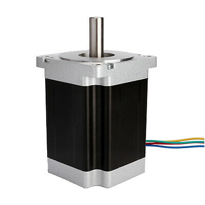 1PC Nema34 86BYGH stepper motor 34HS1456-X1-50 5.6A 4wires 116mm 1025N.cm CNC