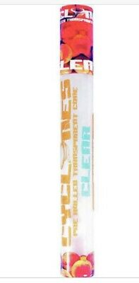 Cyclone PEACH King Size Prerolled  Cones Brand New