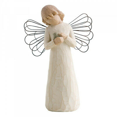 Willow Tree Angel of Healing Figurine Ornament 13cm 26020 RRP £21