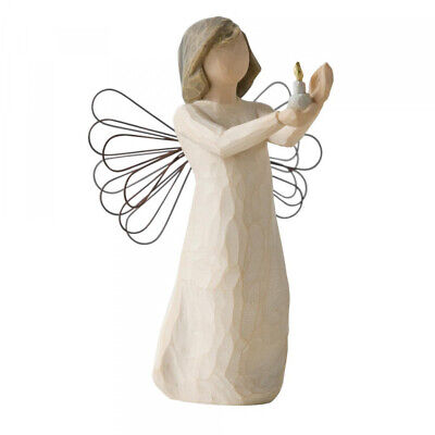 Willow Tree Angel Of Hope Figurine Ornament 13cm 26235 RRP £21