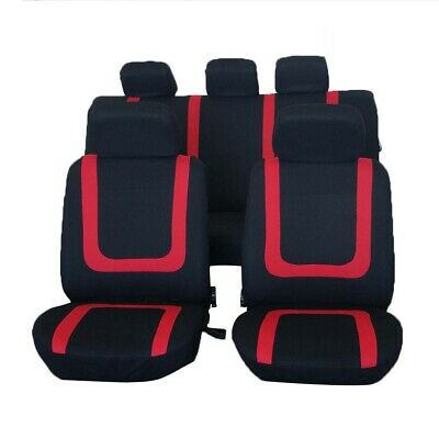 Auto Seat Covers for Car Sedan Truck Van Universal Seat Headrests Covers 3 Color
