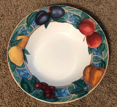 Victoria & Beale Casual Forbidden Fruit Soup/Cereal Bowls