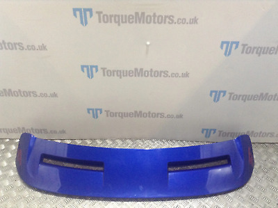 Ford Focus ST MK2 5DR Rear spoiler BLUE