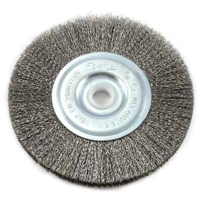 5 In. X 1/2 In. And 5/8 In. Arbor Fine Crimped Wire Wheel Brush