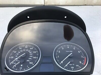 BMW 335i E92 Automatic Instrument Cluster 9148045-01