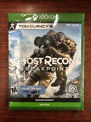 Ghost Recon Breakpoint (Sentinel Corp) (Xbox One X) (2019) (Brand New)