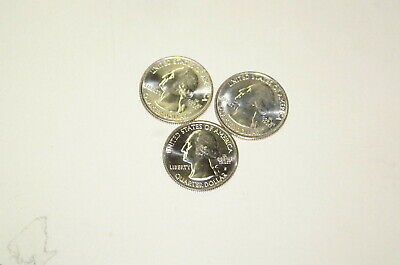 2020  D-P-S  Atb American Samoa Hist Park (As)Quarters *Here Immediate Shipping*