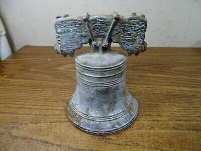 Bell/Liberty Bell Door Stop/Single Bookend