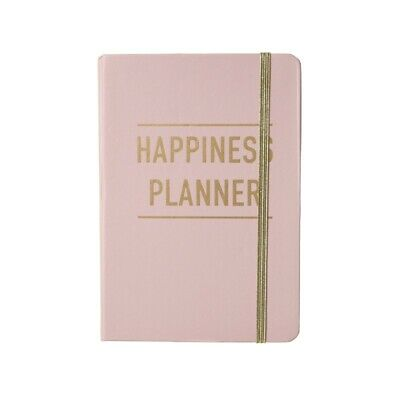 Happiness A6 Notebook Journal Diary