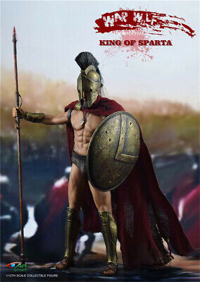 BY-ART G01 War Wolf Warrior The King Of Sparta BY-S01 1/12 figure toys in stock