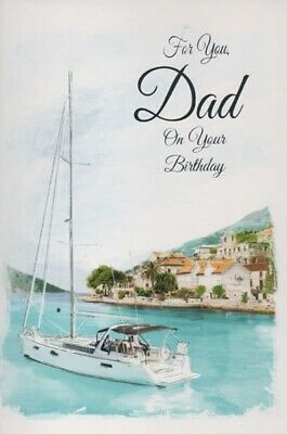 For You, Dad On Your Birthday - Dad Birthday Card