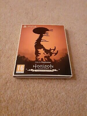 Horizon Zero Dawn Complete Edition Only On Playstation