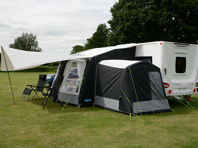 Kampa Pro Inflatable Tall Annexe Hoher Anbau Camping