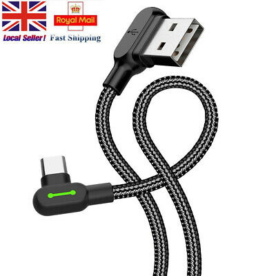 MCDODO USB to Type-C Fast Charger Cable Data Sync Unbreakable For Huawei Samsung