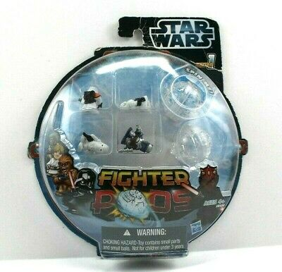 Hasbro STAR WARS FIGHTER PODS Series 1 Action Figure Ages 4+