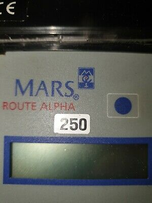 Mars Route Alpha 250 terminal for Mars coin changers with Lead