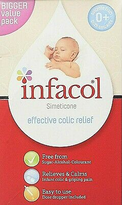 Infacol - Colic Relief Drops for Babies - 85ml - FAST & FREE DELIVERY