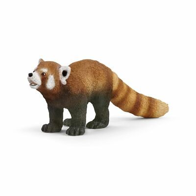 Schleich Game Figure Red Panda Schleich Wild Life Animal Figure from 3 Years