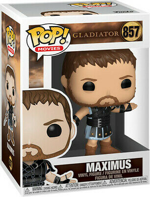Gladiator - Maximus - Funko Pop! Movies: (2019, Toy NUEVO)