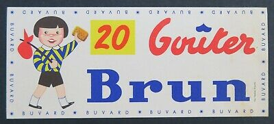BUVARD 104183 STEREO BISCUITS HOLLANDAIS