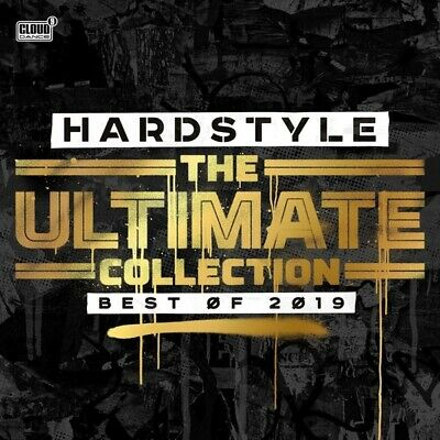 Various - Hardstyle Ultimate Collection-Best Of 2019 CD (3) cloud 9 NEU