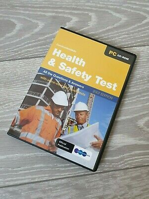 CITB Construction Skills Health and Safety Test 2007 Training DVD - CSCS Card