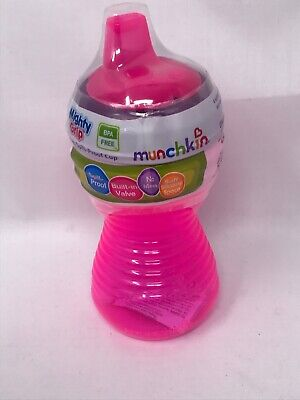 21b Munchkin Mighty Grip New green color spill-Proof cup